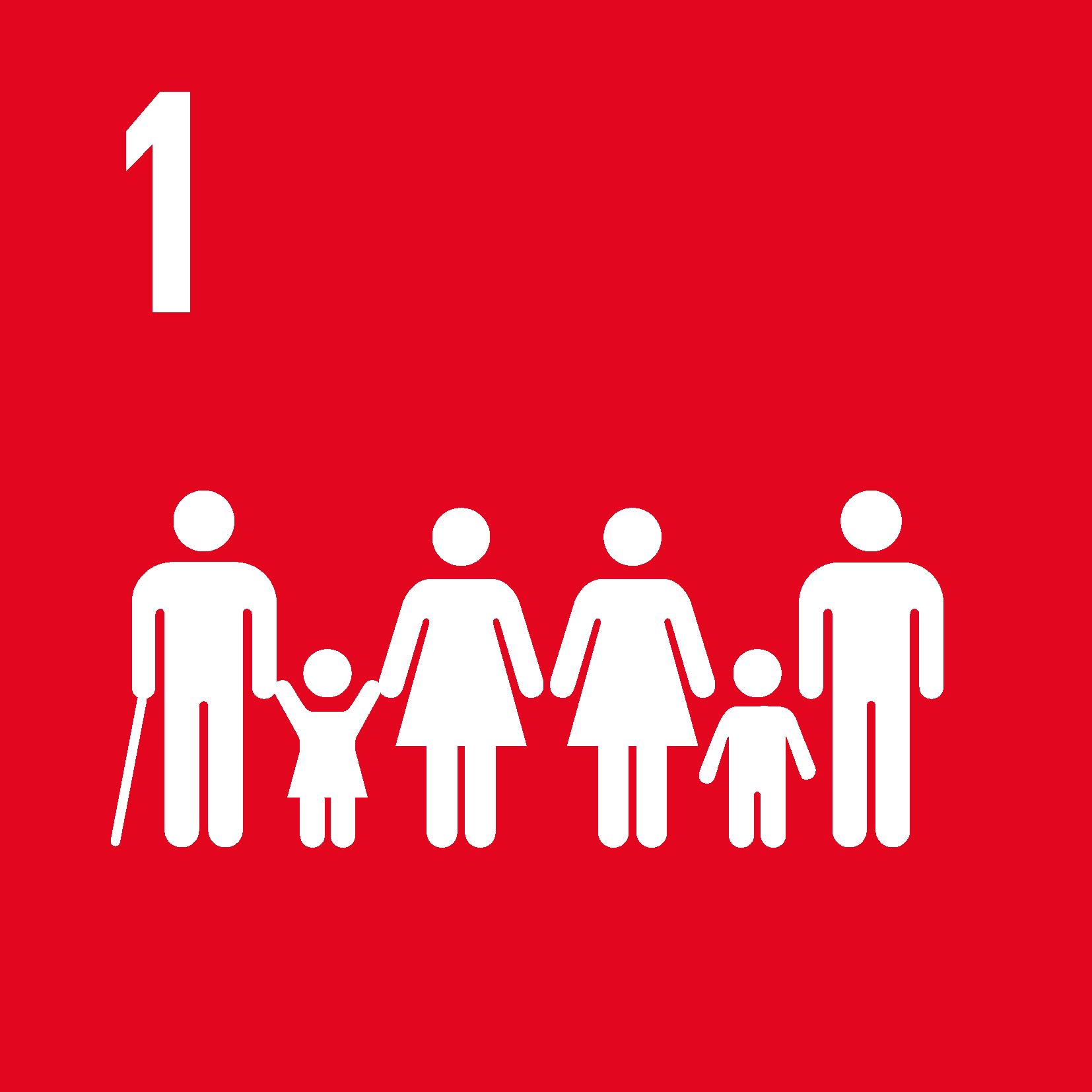 Bærekraftsmål nummer 1, ingen fattigdom