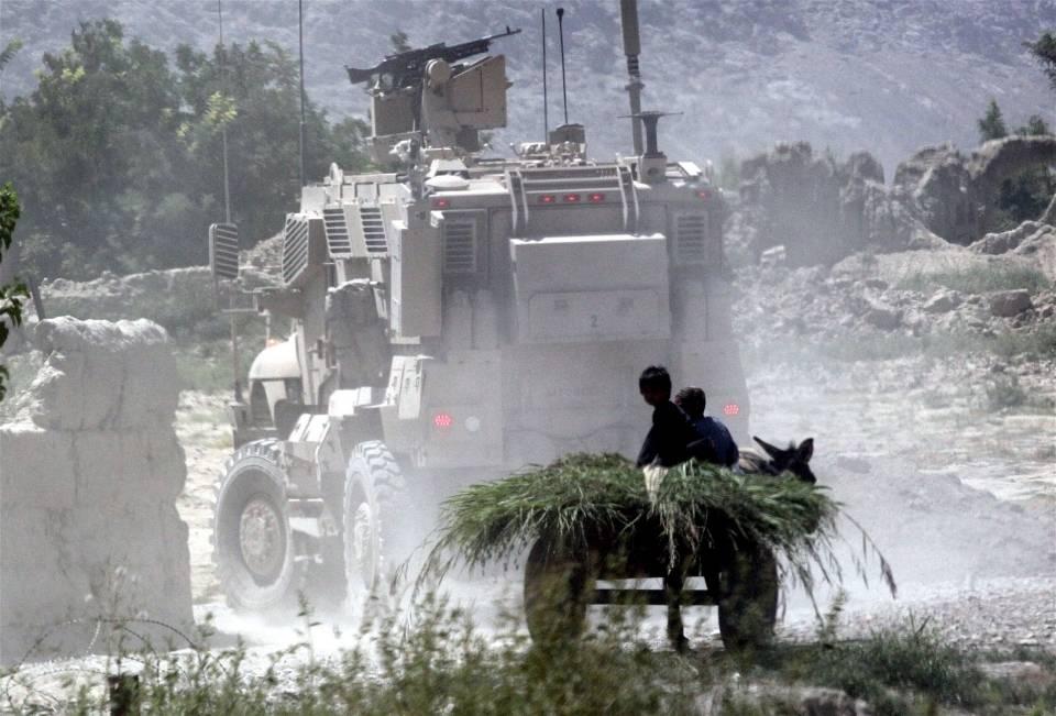 Isaf soldater dodade i kabul