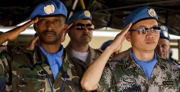 FNs fredsbevarende styrker, UNMISS 2014 (Foto: UN Photo/JC McIlwaine/Flickr)