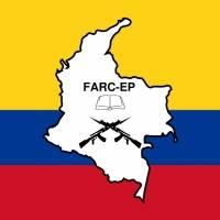 Flagget til FARC.