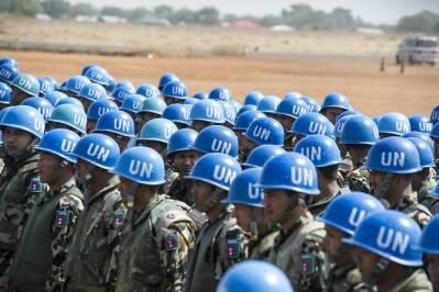 I 2014 ble over 200 nepalesiske FN-soldater flyttet til UNMISS, fra en FN-operasjon i Haiti, for å bedre den fredsbevarende styrken i Sør-Sudan.