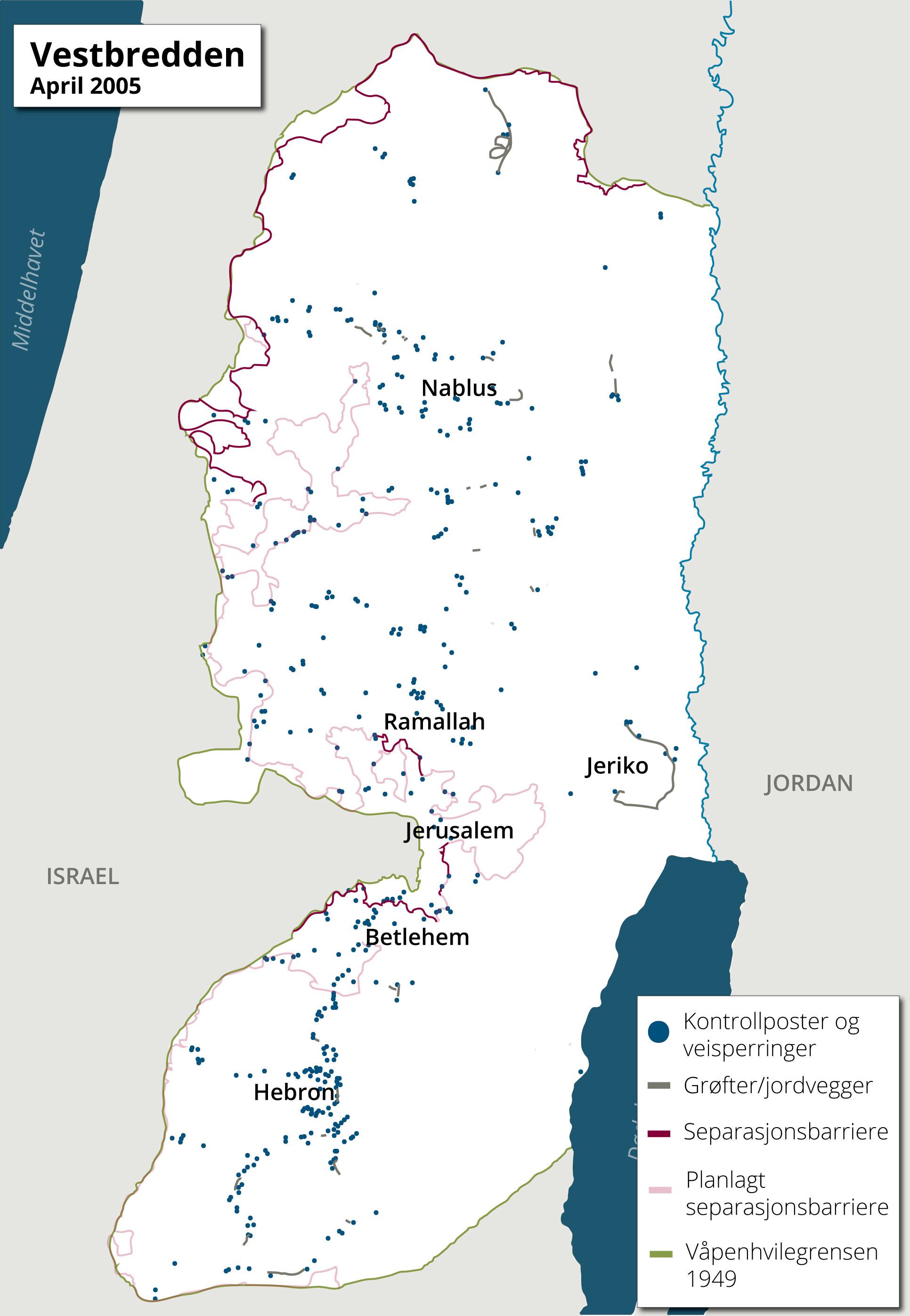 Israel efter andra världskriget